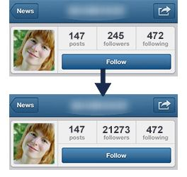 instagram followers free