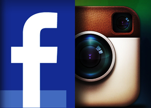 instagram and facebook sharing